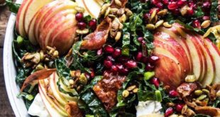 10 Thanksgiving Salads So Good They'll Rival Your Favorite Side Dish