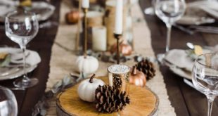 15 Incredible Ideas To Adorn Your Home With Thanksgiving Decor