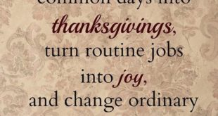 20 Best Inspirational Thanksgiving Quotes And Sayings  - Quotes - #Inspirational...