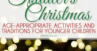 25 Days of a Toddler Christmas