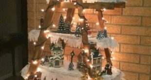 49 Best DIY Christmas Decoration to Perfect Your Home
