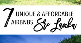 7 unique and affordable Sri Lanka Airbnbs