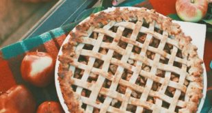 A few years ago I started a tradition of making homemade apple pie for Thanksgiv...