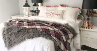 Easy Holiday Bedroom Tips