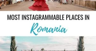 Instagrammable Romania - best places to visit in Romania