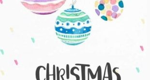 Merry Christmas Cards 2016, Messages, Printable Designs Handmade