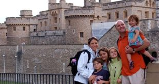 Top Holiday Destinations in the United Kingdom with Kids